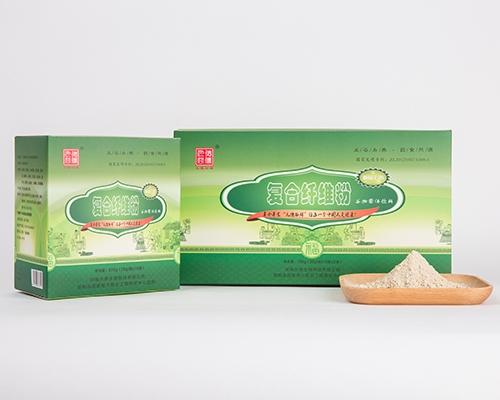 上海藥食同源-復合纖維粉